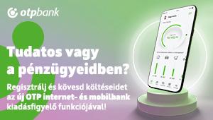 OTP Bank banner